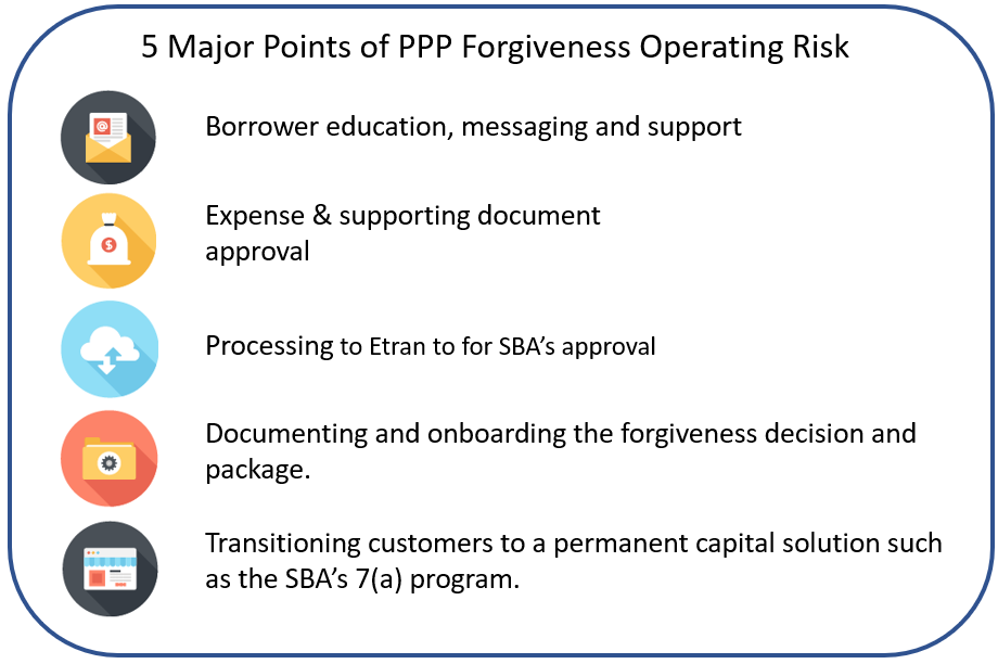 5 Risk Areas for PPP